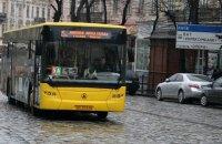 Проезд в автобусах во Львове подорожает до 7 грн