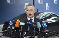 НАТО продовжить політику стримування Росії, але вірить в можливість діалогу, - Столтенберг