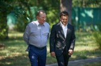 Кучма виходить з переговорної групи щодо Донбасу