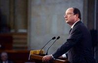 Олланд призвал Израиль прекратить расширение еврейских поселений