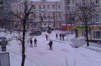 У ніч проти вівторка в Київ прийдуть 10-градусні морози