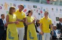 Китайская компания PEAK Sport оденет олимпийскую сборную Украины