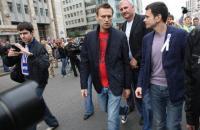 Навальний і Яшин оскаржать свої адміністративні арешти
