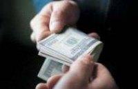 Руководителя Днепропетровского облГАСК поймали на взятке в 800 тыс. грн