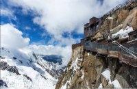 В Закарпатье спасатели снимали с горы двух туристов
