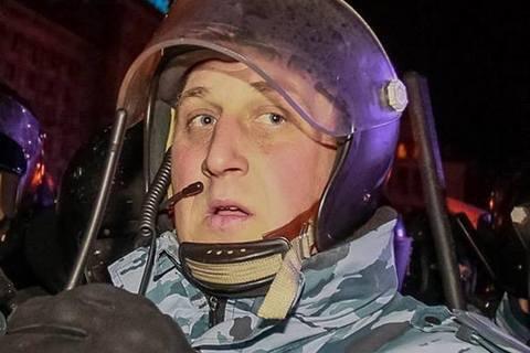 """Суд повернув комроти """"Беркута"""" на роботу на прохання київської міліції"""