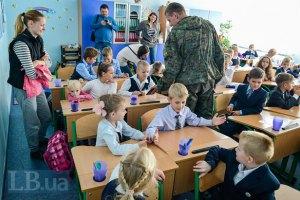 Боевики заставляют школьников Донбасса учиться по российским программам