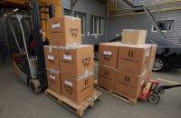 В Украину доставили 100 тыс. ПЦР-тестов на коронавирус из Южной Кореи