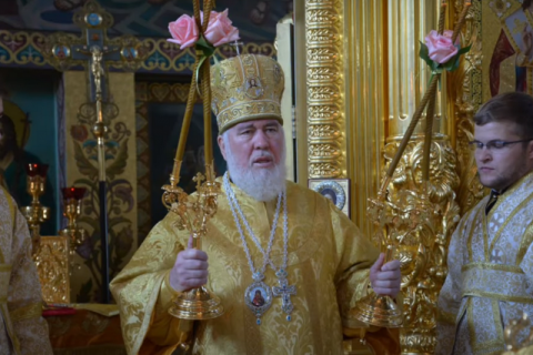 Умер ровенский митрополит УПЦ МП Варфоломей