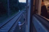 Поліція Києва встановила ще двох підозрюваних у літньому погромі міської електрички