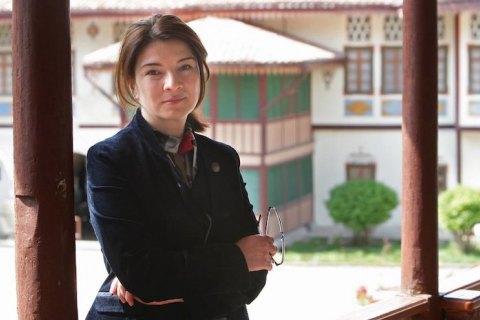 Ельміра Аблялімова: «В мене є враження, що темі Криму намагаються знизити градус і забути про те, що півострів окупований»