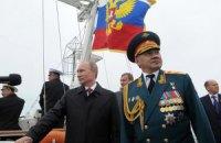 """Россия будет проводить больше военных учений """"из-за новых угроз"""""""