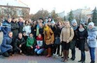 В Тернополе за блокирование здания облгосадминистрации завели уголовное дело