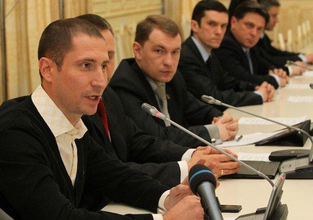 Замглавы Общественного совета при КГГА Денис Силантьев