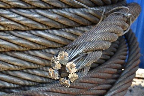 Україна вводить 50% мита на імпорт сталевих тросів із РФ