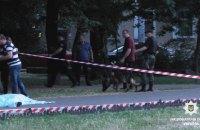 Поліція розшукує чоловіка, який до смерті побив безхатька в центрі Одеси