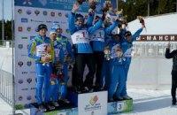 Украина завоевала серебро на Дефлимпиаде в России