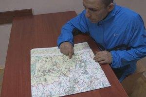 СБУ показала злодія з РФ, якого замість в'язниці відправили на Донбас