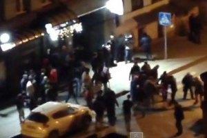 Стрелявшие по офису националистов в Харькове получили условные сроки
