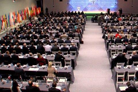 Делегацію суддів РФ, які визнали анексію Криму, не пустили на всесвітній конгрес в Литві
