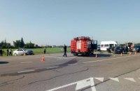 У ДТП у Львівській області загинув 6-річний хлопчик, поранені ще 5 осіб