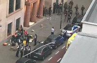 Выходец из Сомали напал с ножом на военный патруль в Брюсселе