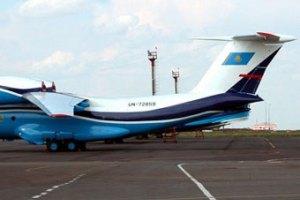 Самолет с главным пограничником Казахстана потерпел крушение
