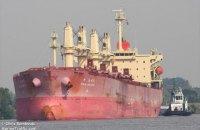 "Семеро украинских моряков на полтора года ""застряли"" на арестованном судне в Китае"