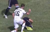 """У Бразилії футболіста """"Ботафого"""" вилучили з поля через 9 секунд після початку матчу"""