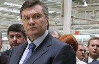 Янукович ответил чешскому Президенту: он Тимошенко не судит