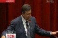 Янукович не доволен Тихоновым
