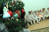 Одеські школярі влаштують новорічне свято для дітей з Будинку дитини