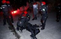 """Фанати """"Спартака"""" влаштували заворушення в Іспанії, загинув поліцейський"""