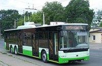 Українська компанія вперше перемогла Skoda у конкурсі на поставку тролейбусів у Чехії