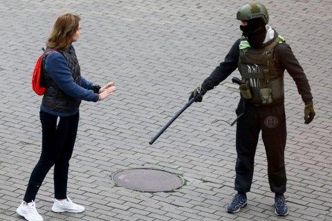 Более 100 бывших и действующих белорусских силовиков заявили о преступных приказах и призывают провести новые выборы