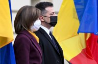 Україна і Молдова планують побудувати транзитну магістраль Київ – Кишинів