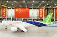 Китай посилить експортне виробництво турбін, авіадвигунів і лайнерів