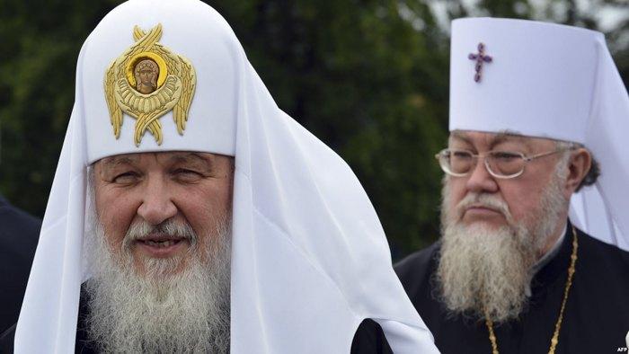 Партиарх Кирилл и Митрополит Варшавский и всея Польши Савва