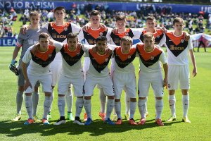 """Юнаки """"Шахтаря"""" після фіналу Ліги УЄФА виграли чемпіонат країни"""