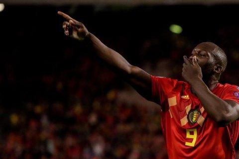 Лукаку установил голеадорный рекорд сборной Бельгии