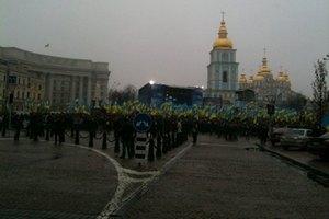 """""""Бюджетников"""" Боярки отправили на """"антиевроинтеграционный"""" митинг"""
