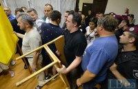 Нардепы продолжают блокировать Печерский суд
