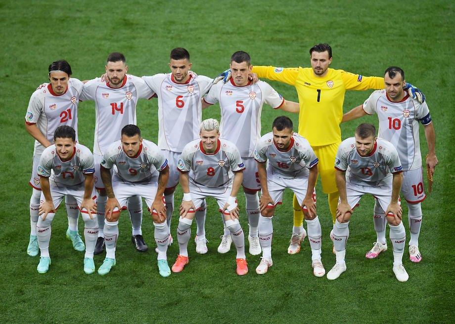 Збірна Північної Македонії