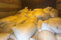 Поліція вилучила у Житомирській області понад 2 тонни бурштину