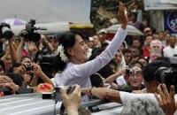 Нобелевский лауреат впервые за 24 года выедет из Мьянмы