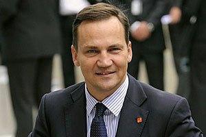 Польща висунула Сікорського на посаду голови дипломатії ЄС