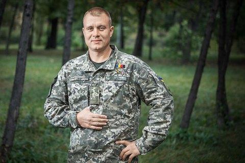 Героя Украины Межевикина признали несоответствующим должности замначальника управления воинской части