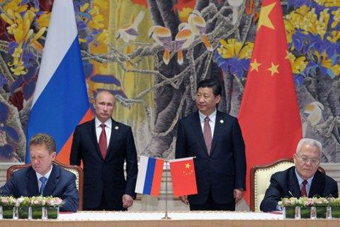 Росія та Китай продовжили укладений 20 років тому договір про дружбу