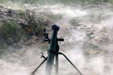 """Міноборони визнало загибель військових під час вибуху міномета """"Молот"""""""
