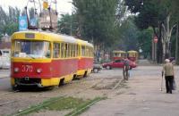 В Запорожье пассажир трамвая погиб, наткнувшись на вилы